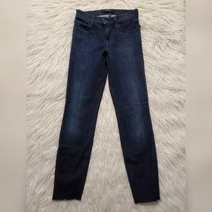 J Brand Skinny Leg Daring Jeans JB000075 Sz 23